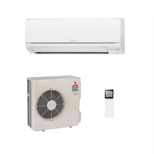 Mitsubishi Electric Air Conditioning MSZ-GF60VE2 Classic Wall Mounted 6Kw/22000Btu A+ Install Pack